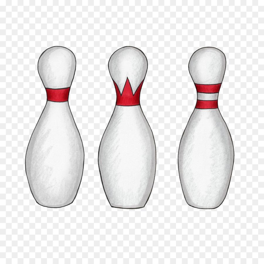 Bowling pin Ten pin bowling Sport   bowling pins png herunterladen ...