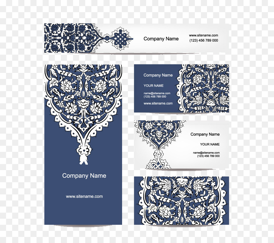 Business Card Background Png