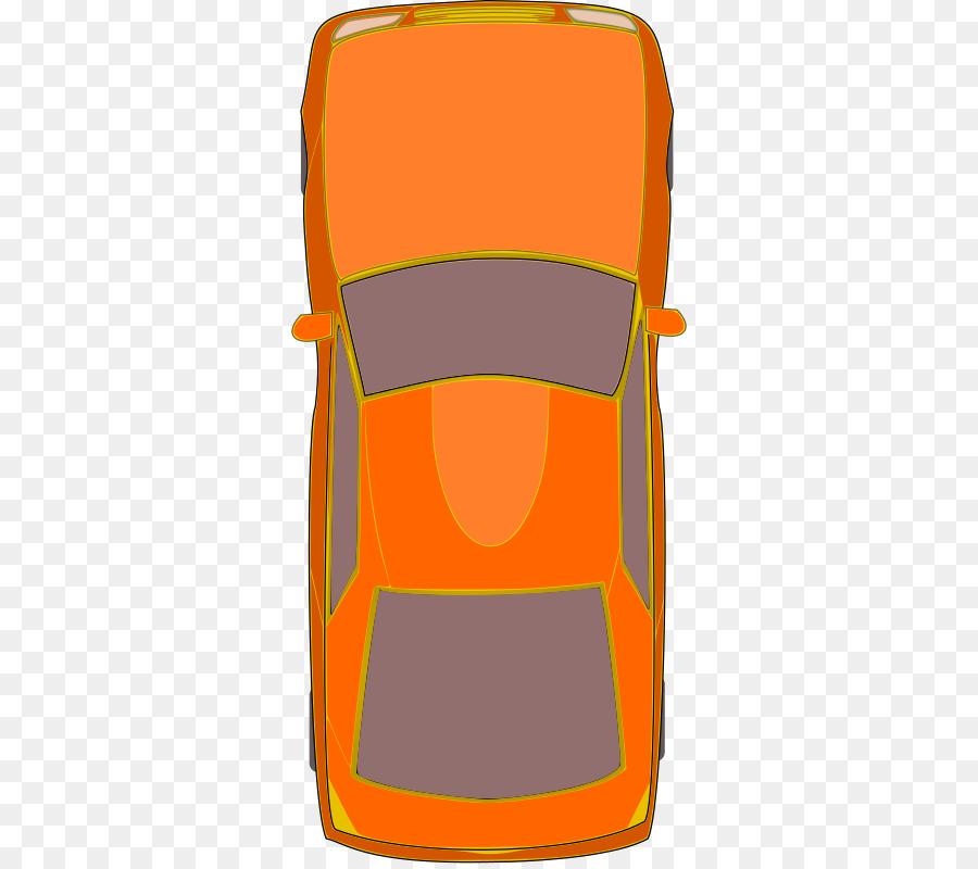 Cartoon Royalty free clipart - Eine Draufsicht auf Auto ...