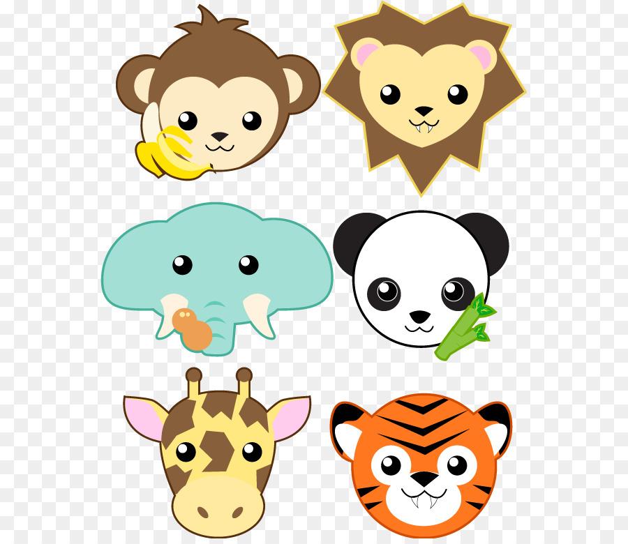 880 Koleksi Gambar Binatang Lucu Kartun HD Terbaik