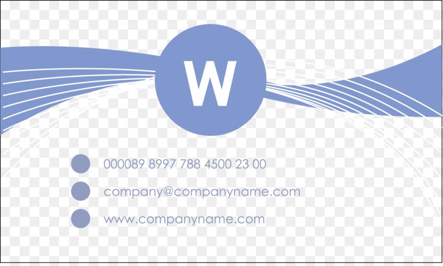 Business Card Kreativität Vorlage Computer Datei Creative