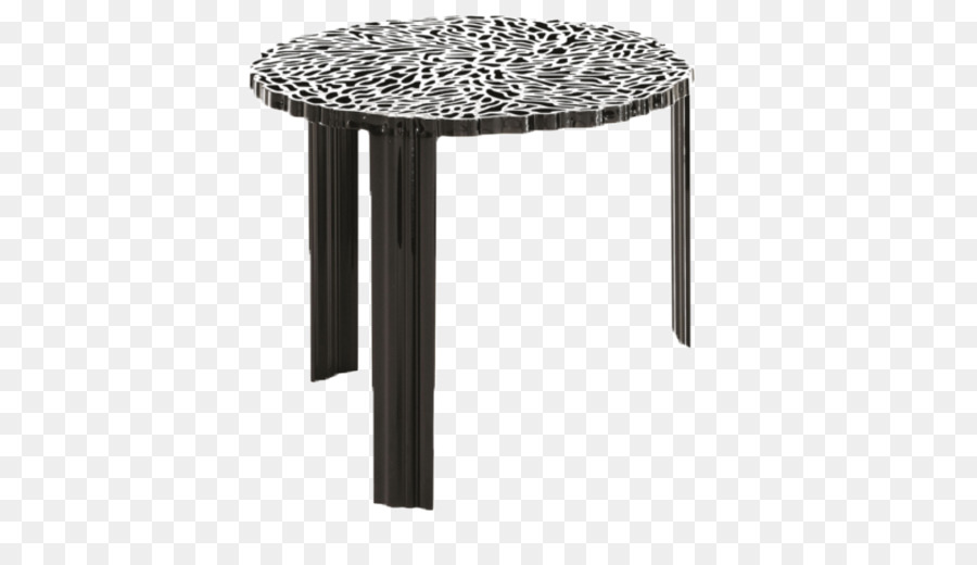 rotondo tavolino Comodino Tavolino Kartell Conforama TFJK1cl