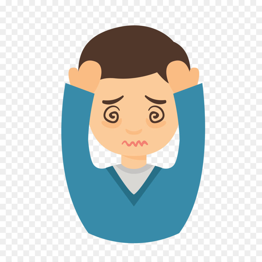 Headache Cartoon Png Download 4167 4167 Free Transparent Pain Png Download Cleanpng Kisspng