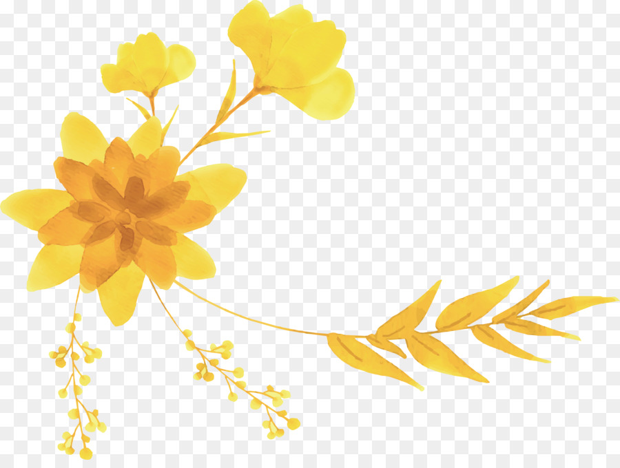 floral flower background png download 3505 2601 free transparent yellow png download cleanpng kisspng floral flower background png download