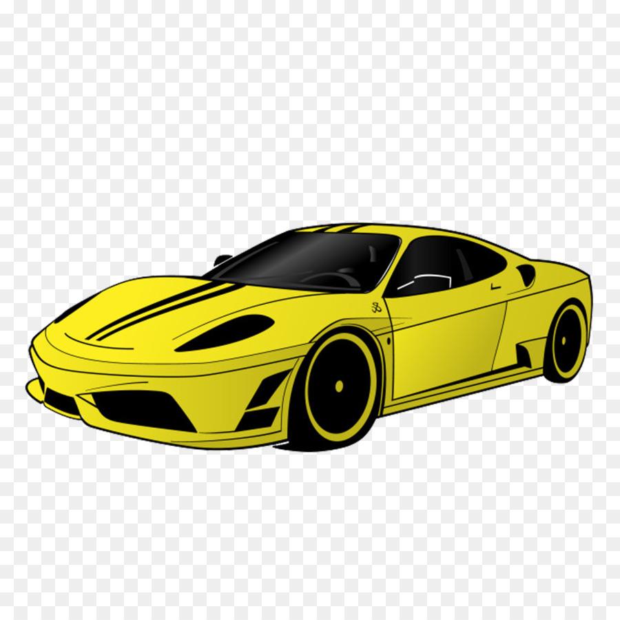 Gambar Kartun Mobil Sport Kumpulan Gambar Mobil Terbaru