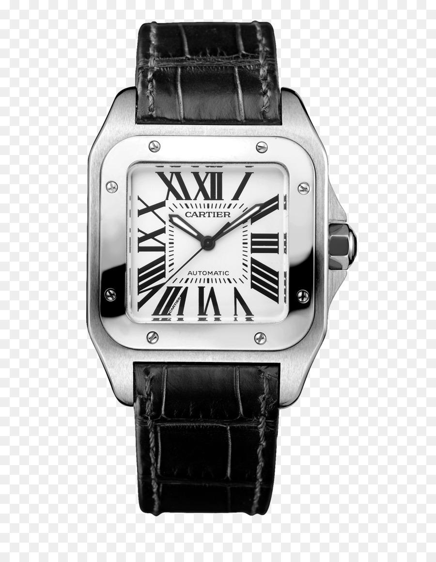 Automatic Uhr Diamant Source NYC Armband Schmuck Schwarzes