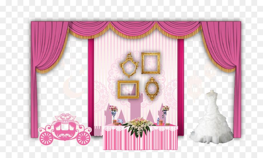 Wedding Background Frame Png Download 813540 Free