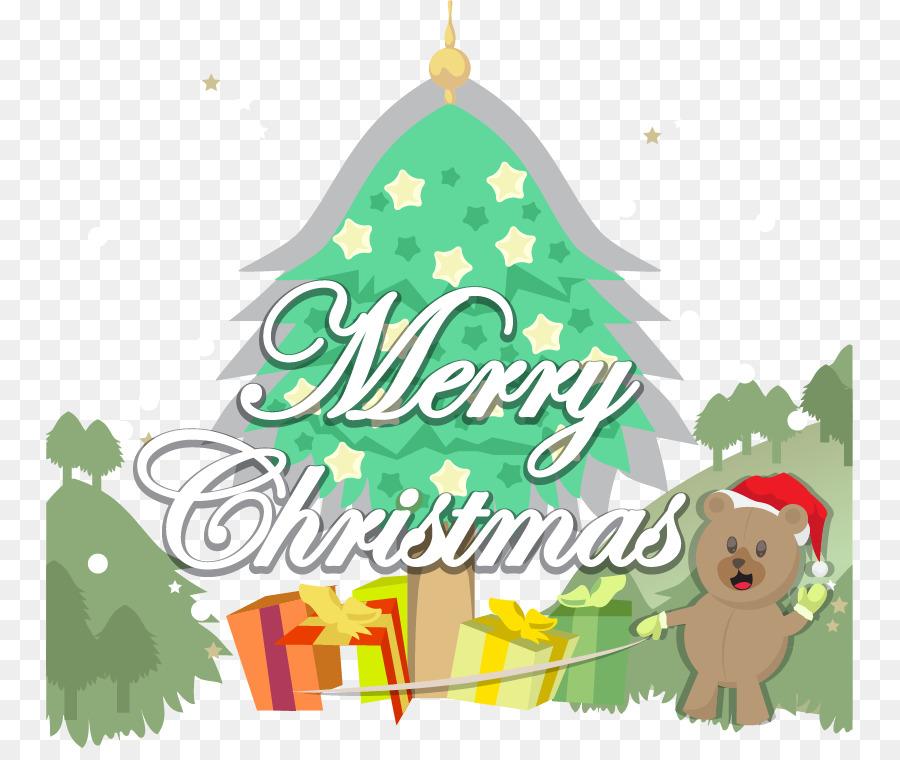 Weihnachtsbaum Vecteur Schöne Weihnachtsbaum Vektor