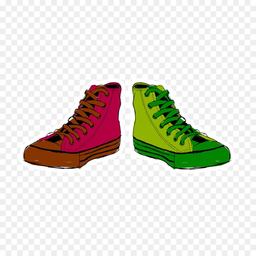 Schuh Designer Sneaker Schuhe cartoon Schuhe png