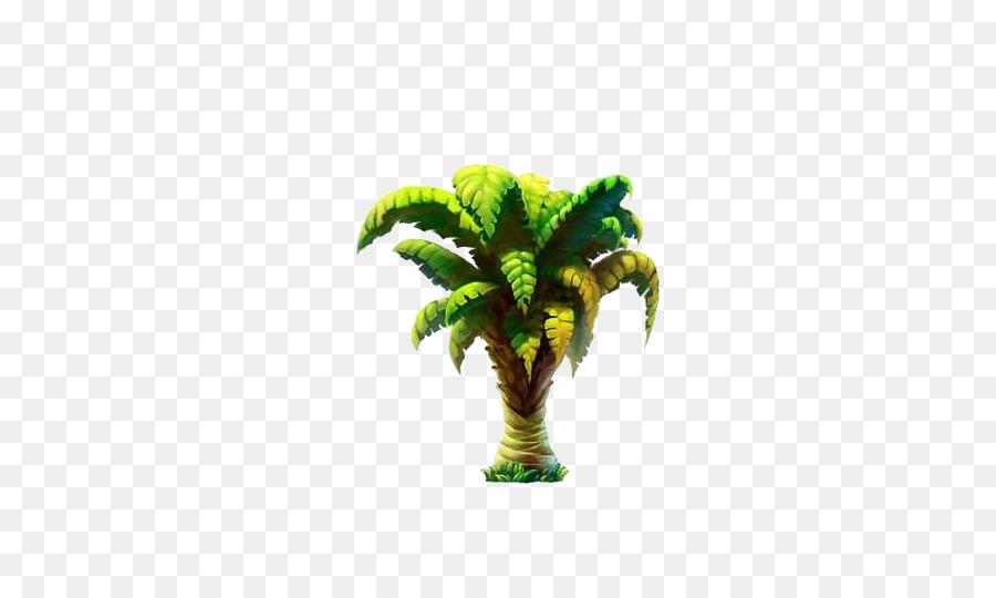 Palm Tree Concept Art