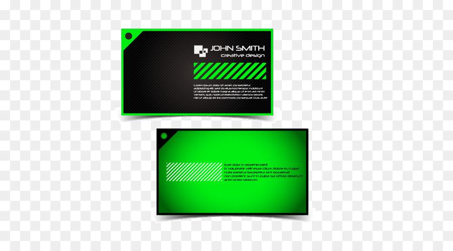 Business Card Design Grafik Design Visitenkarten Png