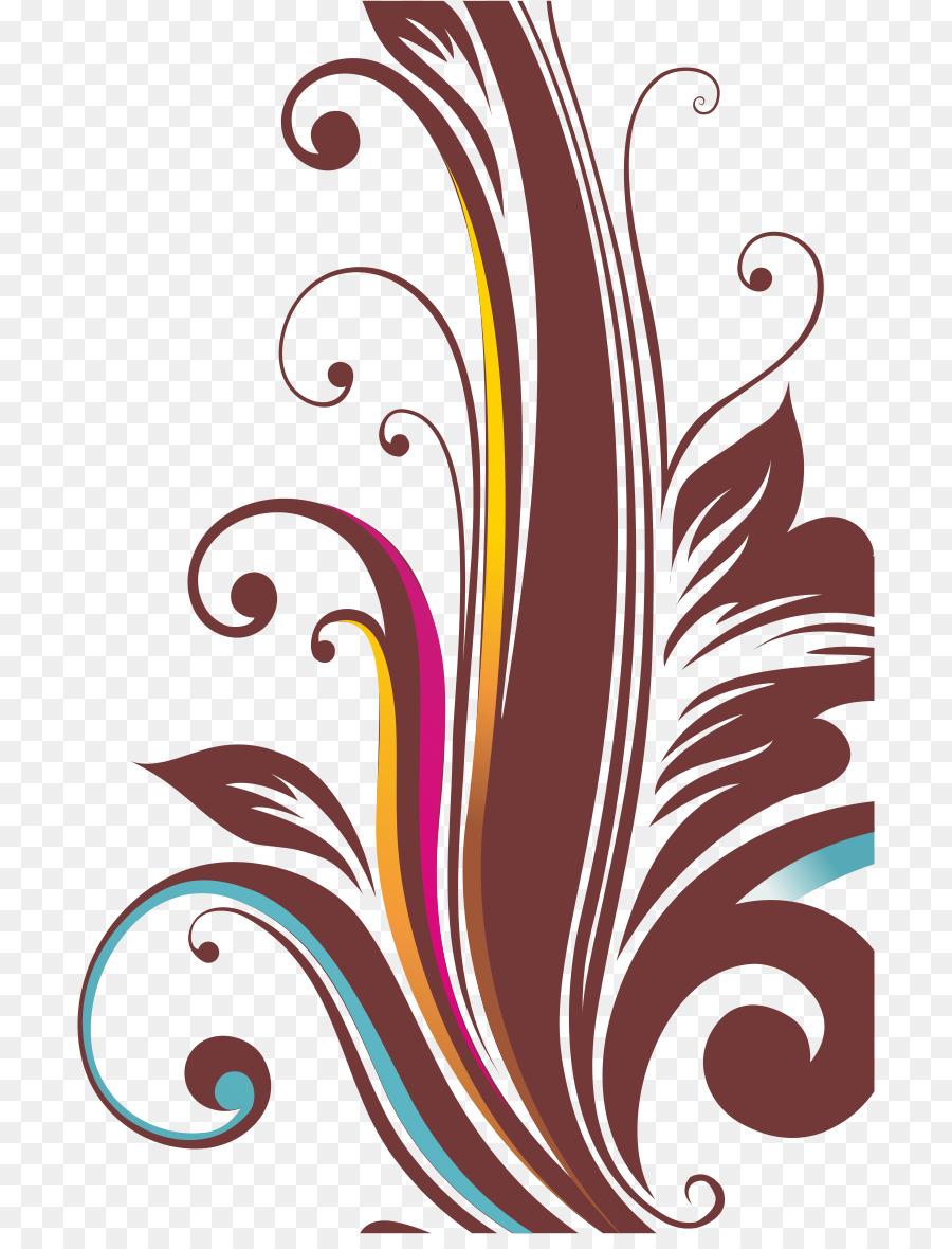 Adobe Illustrator Visitenkarten Illustration Linienmuster