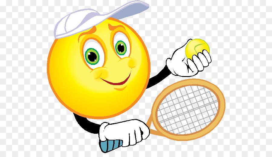 Tennis Cartoons Kostenlos
