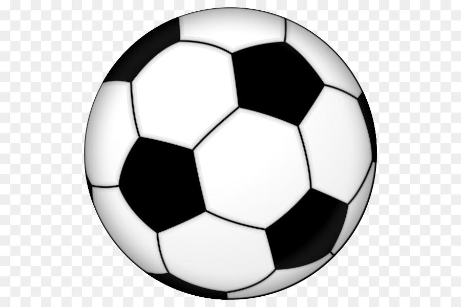 Fussball Clipart Cartoon Fussball Balle Bilder Png