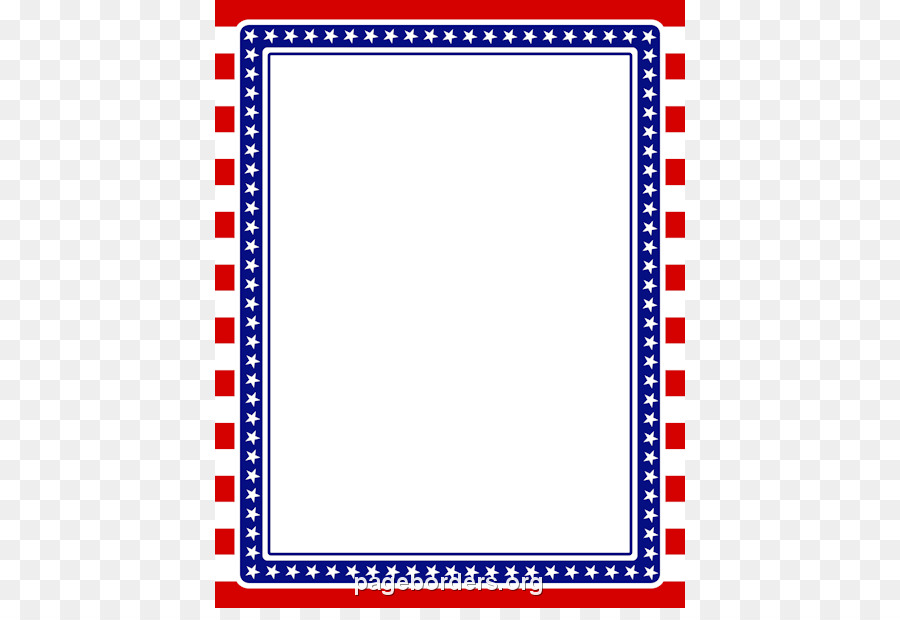 Independence Day Border png download - 470*608 - Free ...