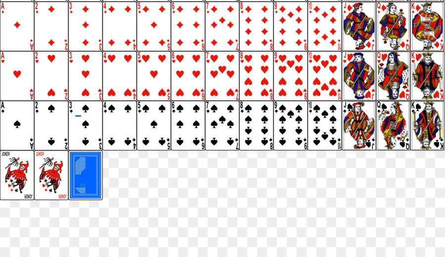 52 Karten Deck