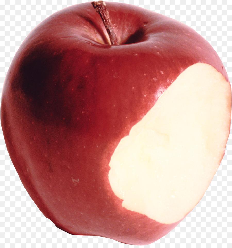 Яблоко надкушенное картинка