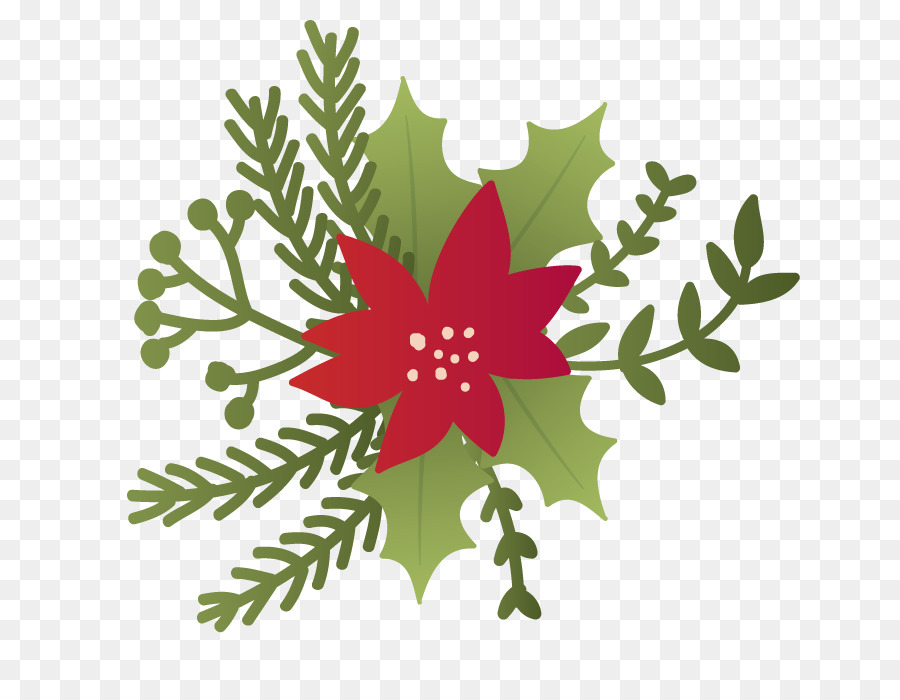 Christmas Leaf Png.Christmas Decoration Cartoon Png Download 700 700 Free