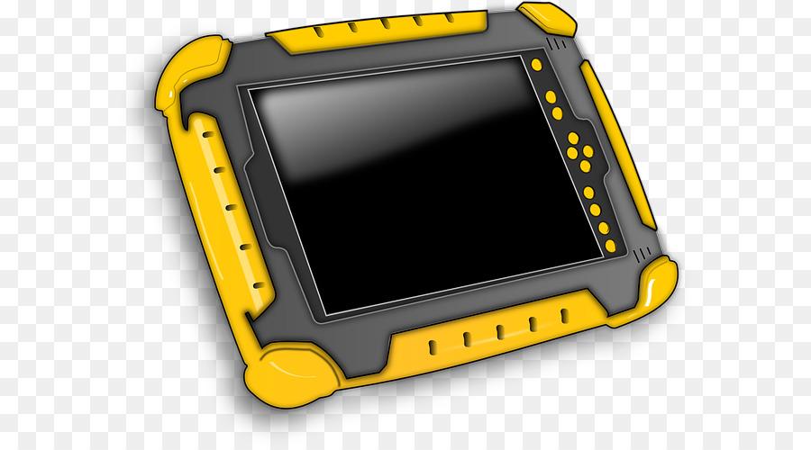 Tablet Computer Clipart Free - Computer Clip Art Transparent Background -  Free Transparent PNG Clipart Images Download