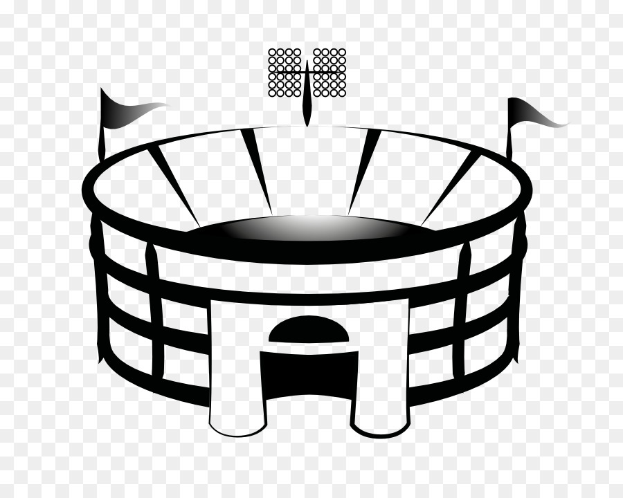 Fussball Spezifischen Stadion Kostenlose Inhalte Clip Art