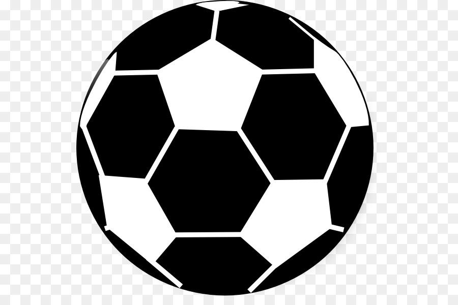 Fussball Schwarz Und Weiss Clipart Ball Cliparts Schwarz Png