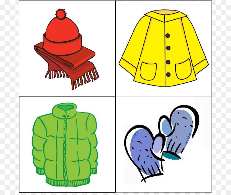Abbigliamento Invernale Cappotto Clip Art Vestiti Inverno Foto