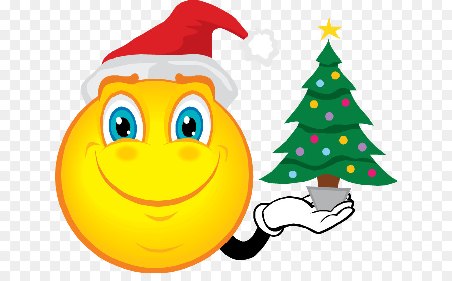 Emoticon Babbo Natale.Smiley Emoticon Di Natale Babbo Natale Clip Art Tempo Di Natale Foto Scaricare Png Disegno Png Trasparente Emoticon Png Scaricare