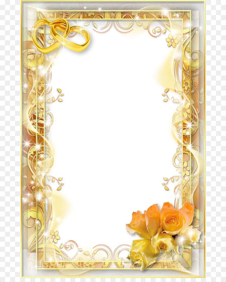 Floral Wedding Invitation Background Png Download 736 1104 Free Transparent Wedding Invitation Png Download Cleanpng Kisspng