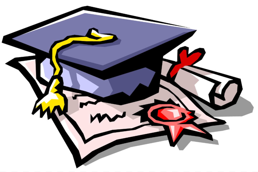 Background Graduation png download - 975*649 - Free