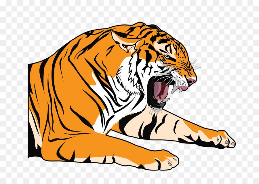 Tigre Del Bengala Immagini Da Colorare Disegno Tigre Scaricare