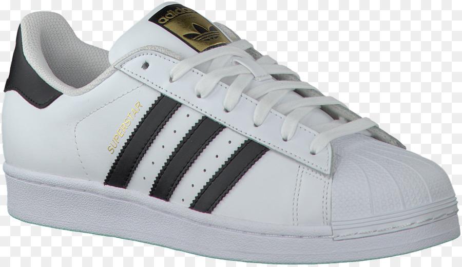 Adidas Superstar Schuhe schwarz