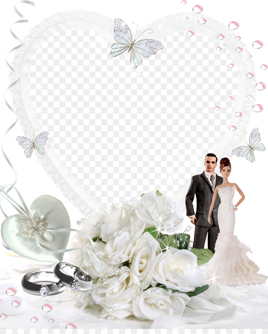 Wedding Floral Background Png Download 13061600 Free