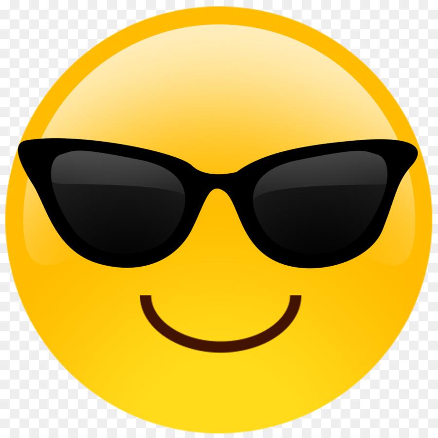 Smileys Sonnenbrille