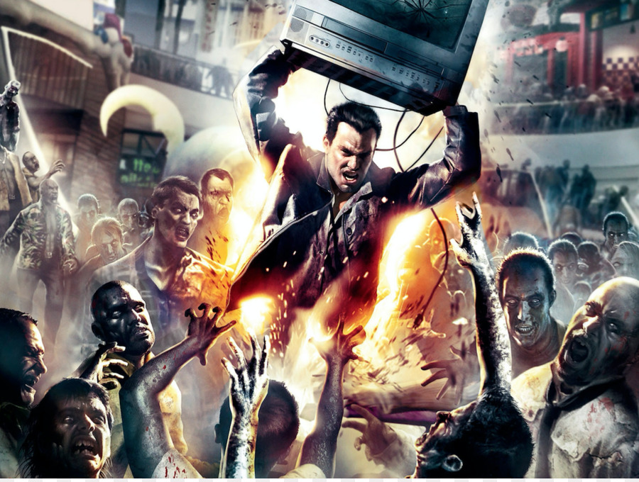 Dead Rising Action Film Png Download 1200 900 Free Transparent