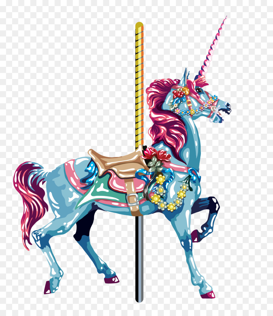 Unicorn Drawing Png Download 3874 4449 Free Transparent Carousel Png Download Cleanpng Kisspng