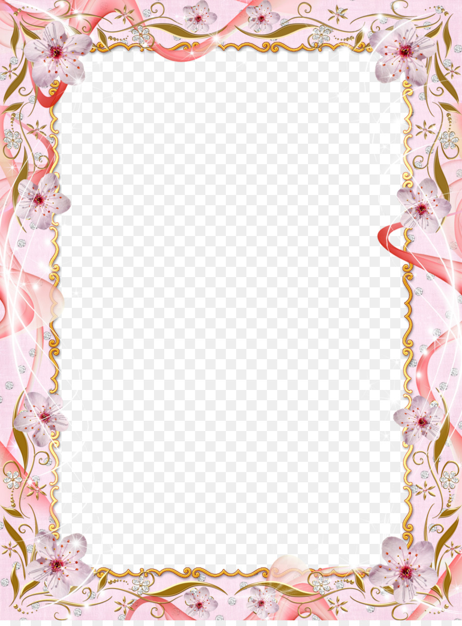 Wedding Background Frame Png Download 11911600 Free