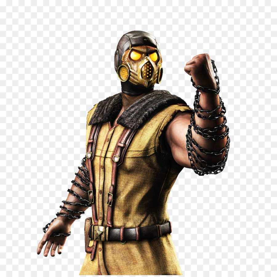 Mortal Kombat X Figurine Png Download 894 894 Free Transparent
