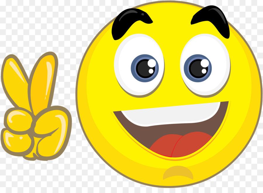 Emoticon Smile Risate Scherzo Clip art - Applausi scaricare png ...