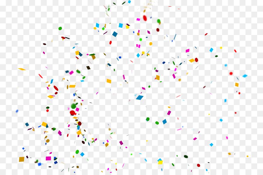 Confetti Sfondo Del Desktop Clip Art Coriandoli 800 593 Png
