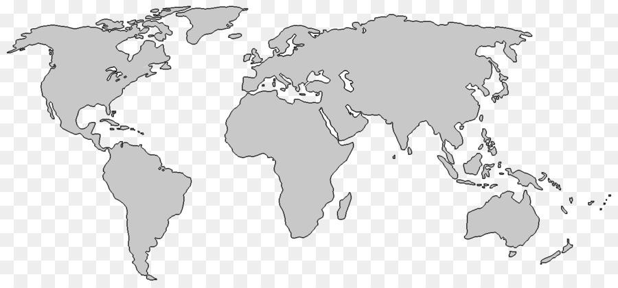 Cartina Mondo Vuota.Mondo Mappa Del Mondo Mappa Vuota Le Mappe Scaricare Png Disegno Png Trasparente Linea Arte Png Scaricare