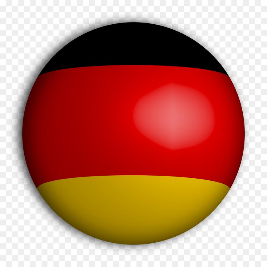 Flagge von Deutschland nationalfarben von Deutschland Clip a