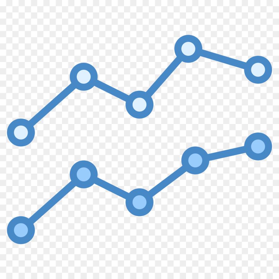Line Chart Blue Png Download 1600 1600 Free Transparent Line