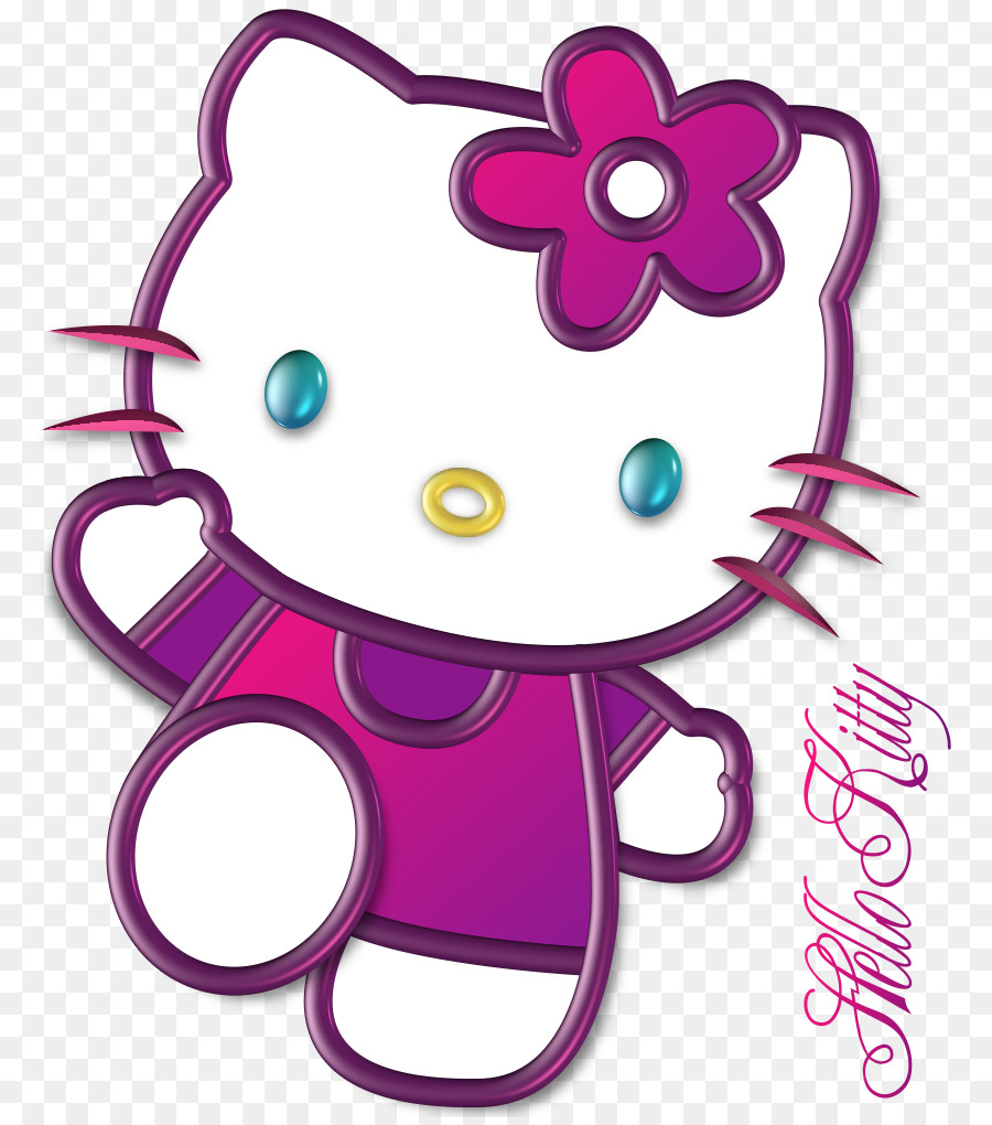 Hello Kitty Logo Png 840 1013 Free Transparent