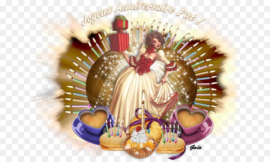 Herzlichen Glückwunsch Zum Geburtstag Blau Geschenk Freude