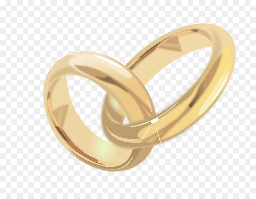 Transparent Wedding Ring Art