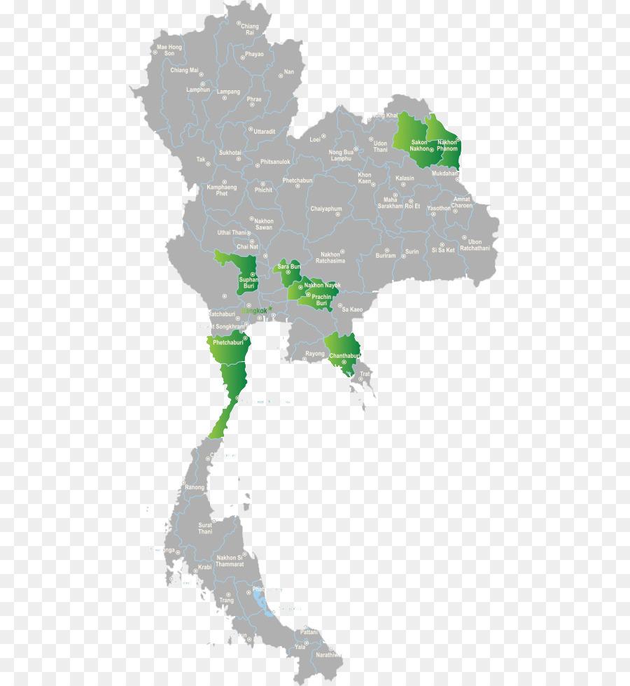 Thailand Vektor Karte Globus Topografische Karte Thailand Png