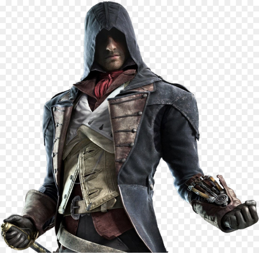 Assassin S Creed Unity Jacket Png Download 904 883 Free