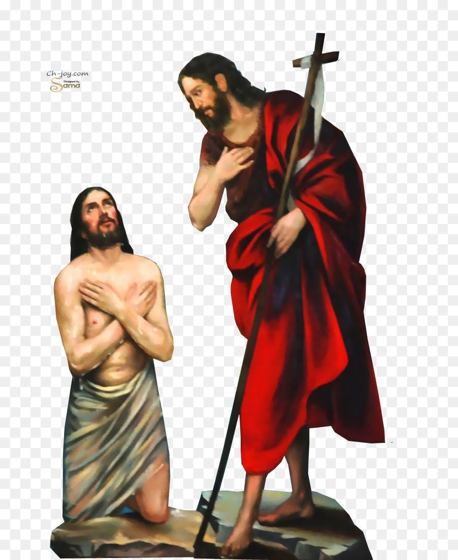 Das Christentum Taufe Von Jesus Taufe Png Herunterladen
