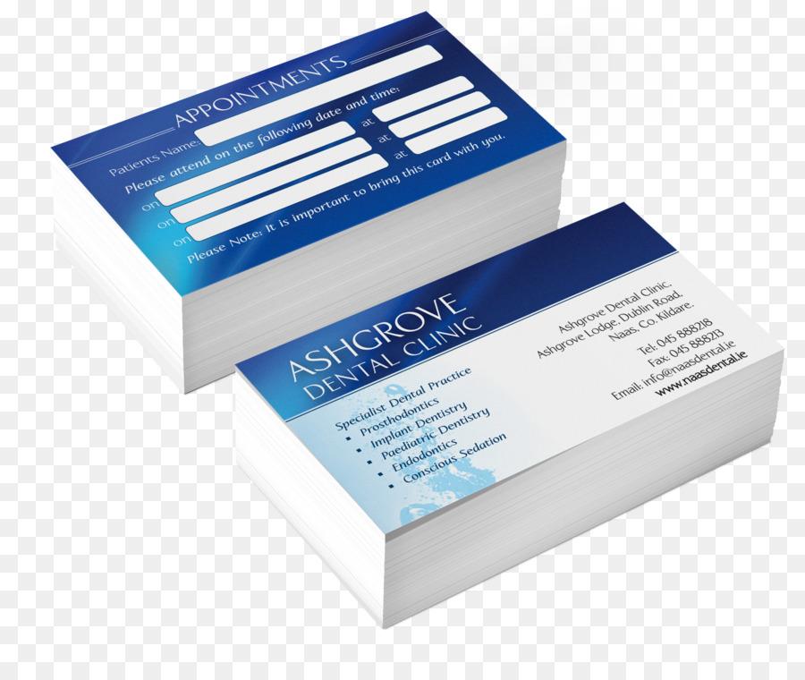 Business Card Design Papier Visitenkarten Drucken Karte