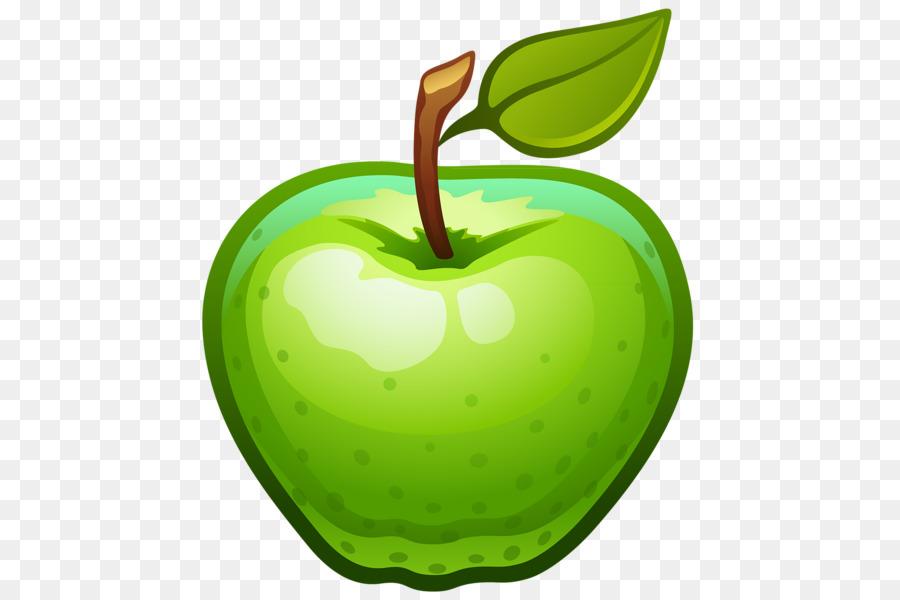 apple green clipart  grüner apfel png herunterladen  515